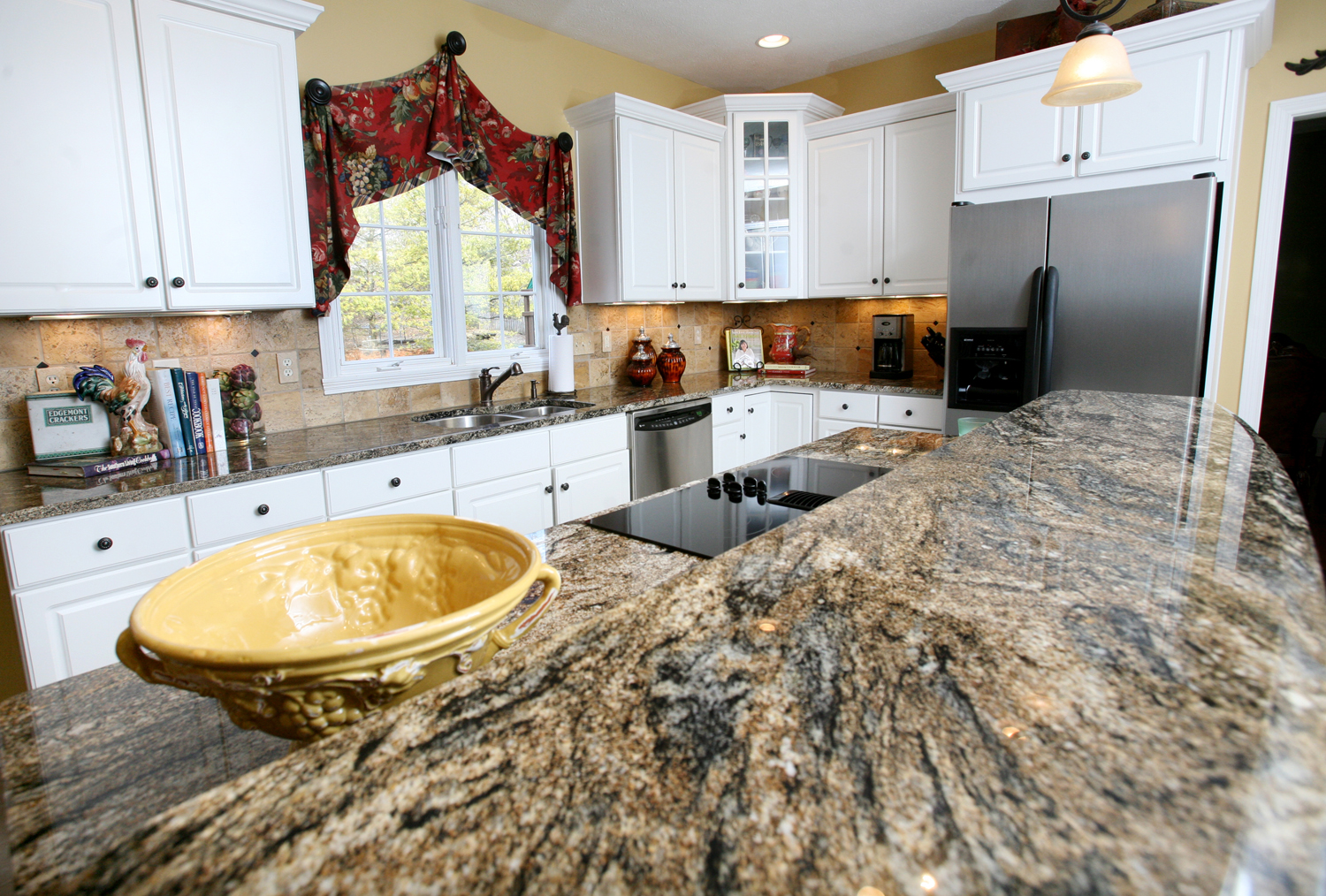regarding kitchen designs countertops butcher idea coffee new countertop table block